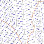 Exemplo de talvegue